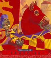 Harcourt School Publishers Trophies: Student Edition (Banner Days) Level  2-2 Grade 2 2005 (Harcourt Trophies) 0153397837 Book Cover