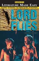 Lord of the Flies (Literature Made Easy) 0764108212 Book Cover