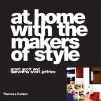 At Home with the Makers of Style 0500512345 Book Cover