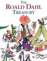 Roald Dahl Treasury 0439611172 Book Cover