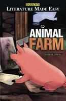Animal Farm (Literature Made Easy) 0764108190 Book Cover