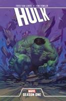 Hulk: Season One 0785163883 Book Cover