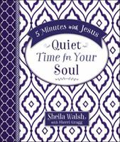 5 Minutes With Jesus: Quiet Time for Your Soul 0718032594 Book Cover