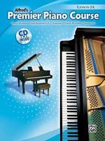 Premier Piano Course Lesson 2a (Alfred's Premier Piano Course) (Alfred's Premier Piano Course) 0739036297 Book Cover