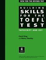 Building Skills TOEFL 0175557292 Book Cover
