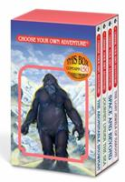 The Abominable Snowman / Journey Under the Sea / Space and Beyond / The Lost Jewels of Nabooti (Choose Your Own Adventure 1-4) (Box Set 1)