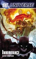 DC Universe:  Inheritance 0446616575 Book Cover