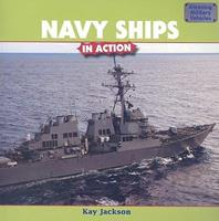 Navy Ships in Action 1435827503 Book Cover