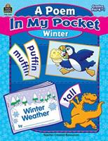 A Poem in My Pocket: Winter (A Poem in My Pocket) 1420631411 Book Cover