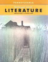 McDougal Littell Literature: Pennsylvania 0618944435 Book Cover