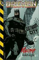 Batman: No Man's Land, Vol. 1 1563895641 Book Cover