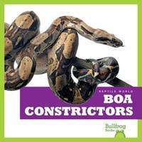 Boa Constrictors 1620316641 Book Cover