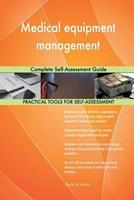 Medical equipment management: Complete Self-Assessment Guide 1987537491 Book Cover