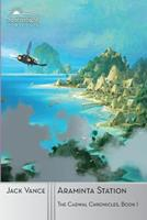 Araminta Station 0812557093 Book Cover