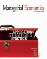 Managerial Economics 0314696660 Book Cover