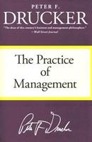The Practice of Management 0887306136 Book Cover
