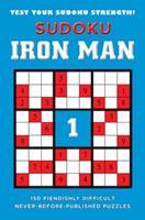 Sudoku Iron Man #1 0451223551 Book Cover