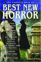 The Mammoth Book of Best New Horror 15 0786714263 Book Cover