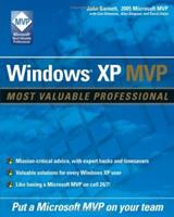 Windows XP MVP 0764597868 Book Cover