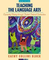 Teaching Language Arts: Expanding Thinking through Student-Centered Instruction (3rd Edition) 0205309240 Book Cover