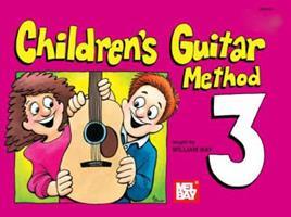 Children's Guitar Method 3 0871663929 Book Cover