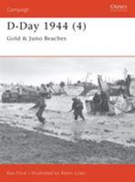 D-Day 1944 (4): Gold and Juno Beaches 027598267X Book Cover