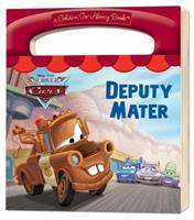 Deputy Mater (Disney/Pixar Cars) 0736426485 Book Cover