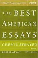 The Best American Essays 2013 0544103882 Book Cover