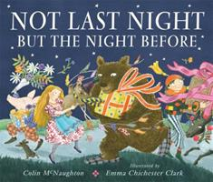 Not Last Night But the Night Before 076364420X Book Cover