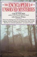 The Encyclopedia of Unsolved Mysteries 0809245248 Book Cover