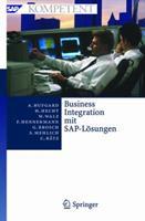 Business Integration Mit Sap Lösungen: Potenziale, Geschäftsprozesse, Organisation Und Einführung (Sap Kompetent) (German Edition) 3540213503 Book Cover
