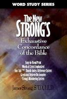 Strong's Concordance of the Bible 0840749864 Book Cover