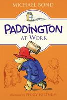 Paddington at Work 0395066379 Book Cover
