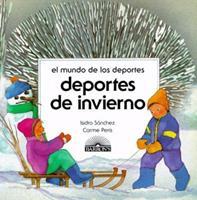 Deportes De Invierno (El Mundo De Los Deportes) 0812048709 Book Cover