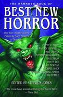 The Mammoth Book of Best New Horror 16 0786716002 Book Cover