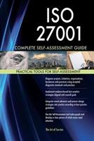 ISO 27001 Complete Self-Assessment Guide 1545517495 Book Cover