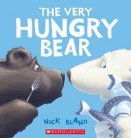 The Very Hungry Bear 0545522900 Book Cover