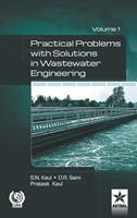 Practical Problem with Solution in Waste Water Engineering Vol. 1 9351308944 Book Cover