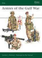Armies of the Gulf War (Elite) 1855322773 Book Cover