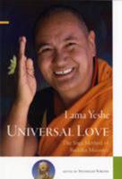 Universal Love: The Yoga Method of Buddha Maitreya 1891868195 Book Cover