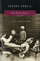 Burmese Days 0156148501 Book Cover