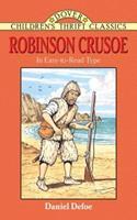 Robinson Crusoe 0486288161 Book Cover