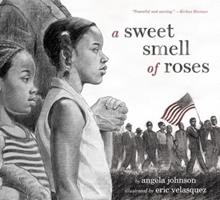 A Sweet Smell of Roses 0689832524 Book Cover