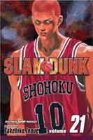 Slam Dunk, Volume 21 1421533286 Book Cover