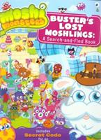 Moshi Monsters: Buster's Lost Moshlings: A Search And Find Book 1409390543 Book Cover