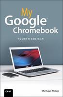 My Google Chromebook 0789751380 Book Cover
