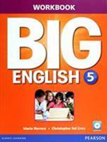 Big English 5 Workbook W/Audiocd 0133045188 Book Cover