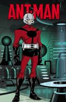 Marvel Universe Ant-Man 0785197478 Book Cover
