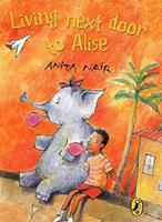 Living Next Door to Alise 0143330187 Book Cover