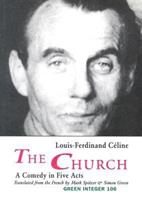 The Church: A Comedy in Five Acts 1892295784 Book Cover